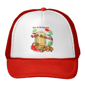 Beer and Pretzels-There is NO substitute.Hats Cap