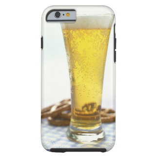 Beer and pretzels tough iPhone 6 case