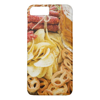 Beer And Snacks 2 iPhone 7 Plus Case