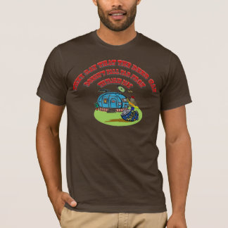 Beer and trailer T-Shirt