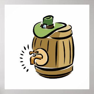 Beer Barrel Posters