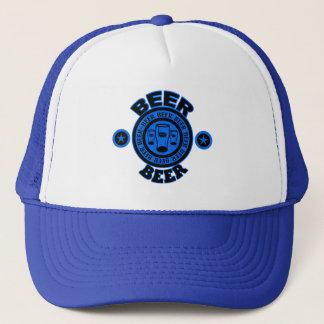 Beer Beer Beer! - Blue Trucker Hat