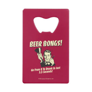 Beer Bongs: Go From 0 To Drunk In 3.5