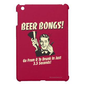 Beer Bongs: Go From 0 To Drunk In 3.5 iPad Mini Cases
