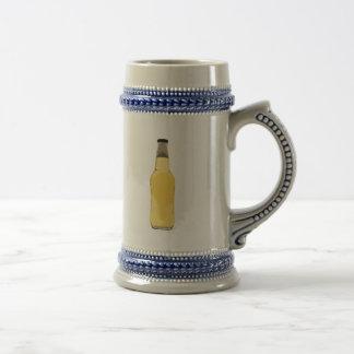 Beer Bottle Coffee Mug