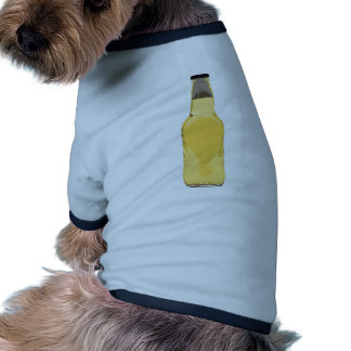 Beer Bottle Doggie Tshirt