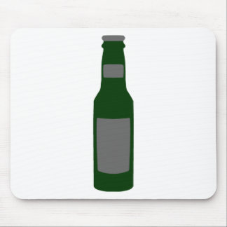 Beer Bottle Mouse Pad