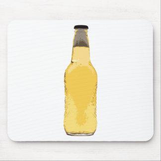 Beer Bottle Mousepad