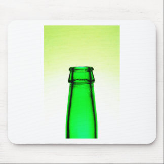 Beer Bottle Neck Mouse Pad