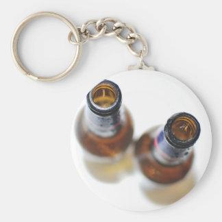 Beer Bottles Key Chain