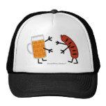 Beer & Bratwurst Cap