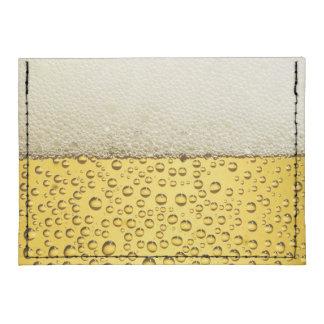 Beer Bubbles  Dynomighty Tyvek Card Holder Tyvek® Card Wallet