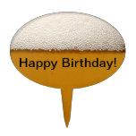 Beer Cake Topper