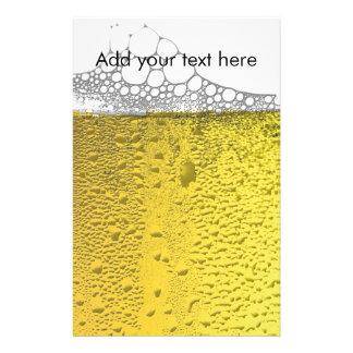 Beer Celebration Stationery