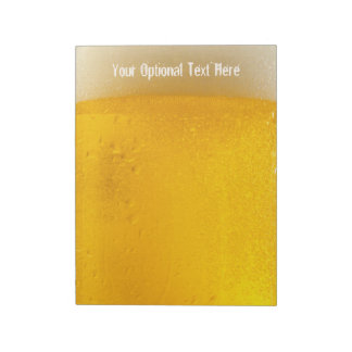 BEER custom notepads