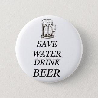 Beer Drink Food 6 Cm Round Badge