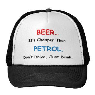 beer drink hats