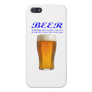 Beer - Drown The Sorrows iPhone 5 Case