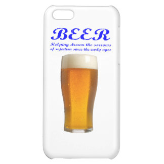 Beer - Drown The Sorrows iPhone 5C Case