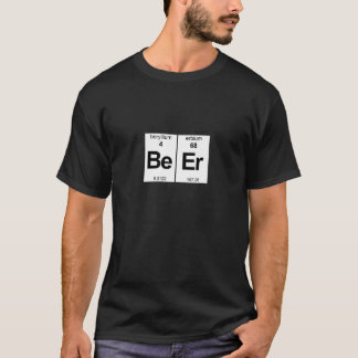 BeEr Elemental Chemistry T-Shirt
