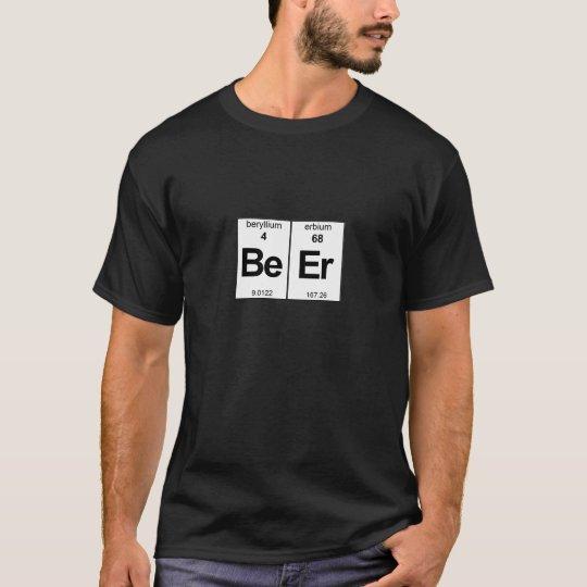 BeEr Elemental Chemistry T-Shirt