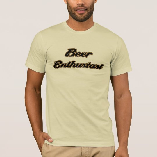 Beer Enthusiast T-Shirt
