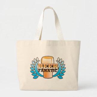 BEER FANATIC design Bags