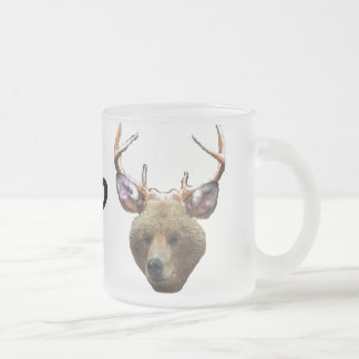 Beer? Frosted Glass Mug