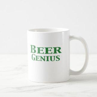 Beer Genius Gifts Basic White Mug
