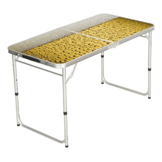 Beer Glass Beer Pong Table
