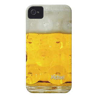 Beer Glass iPhone 4 Cases
