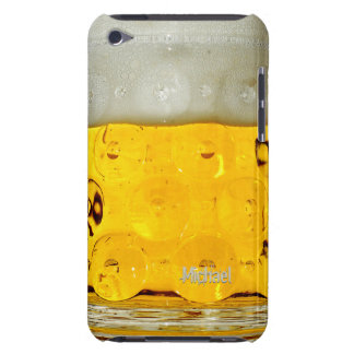Beer Glass iPod Case Barely There iPod Case