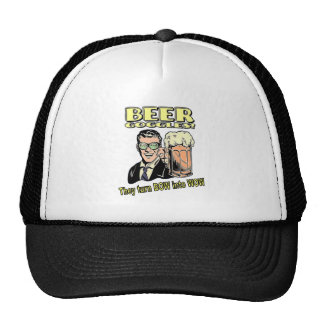 Beer Goggles - they turn BOW into WOW Cap