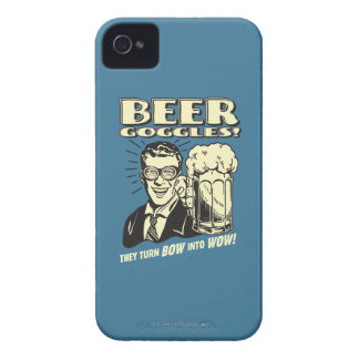 Beer Goggles: Turn Bow Into Wow iPhone 4 Cases