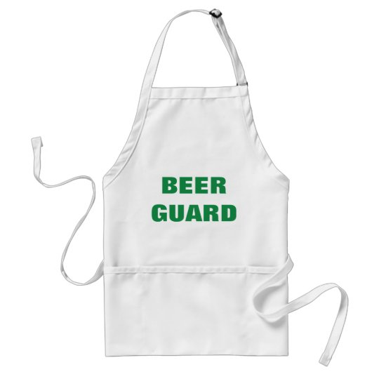 Beer Guard St.Patrick's day Apron