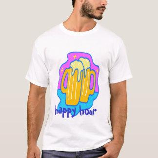 beer, happy hour t-shirt