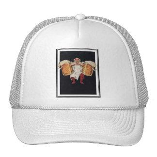 beer trucker hats
