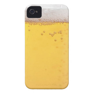 Beer Head Bubbles iPhone 4 Case