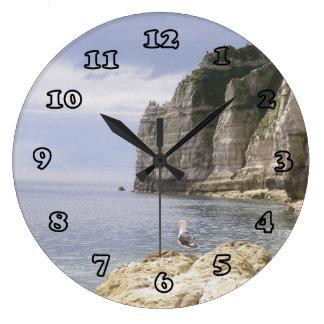 Beer Head scenic clock