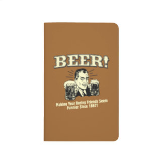 Beer: Helping Friends Seem Funnier Journal