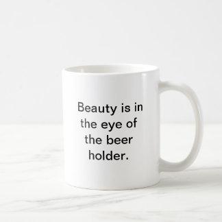 Beer holder mug