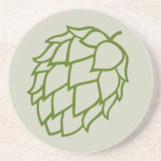 Beer Hop Outline Design for the beer lover's home: Coaster