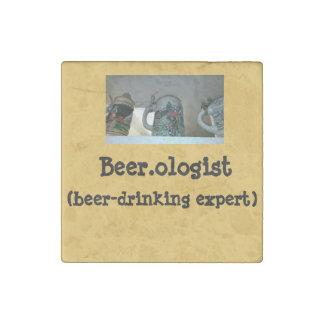 Beer Humor Stone Magnet