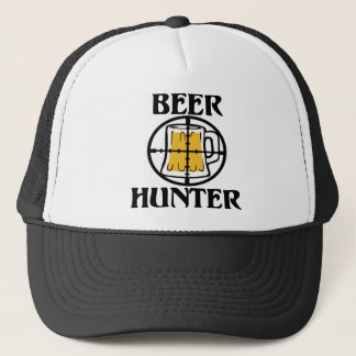 BEER HUNTER TRUCKER HAT