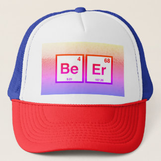 Beer is a force of nature trucker hat
