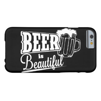 Beer is beautiful barely there iPhone 6 case