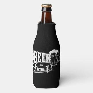 Beer is beautiful bottle cooler