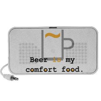 Beer is my Comfort Food Speaker System