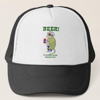 Beer It's What's For Breakfast Trucker Hat