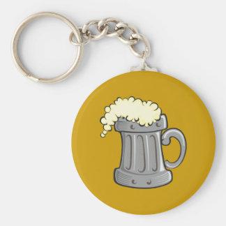 Beer jug beer jug tank ARD more beer ale Key Chain